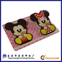 cute cartoon shaped self-adhesive Sticky notepad