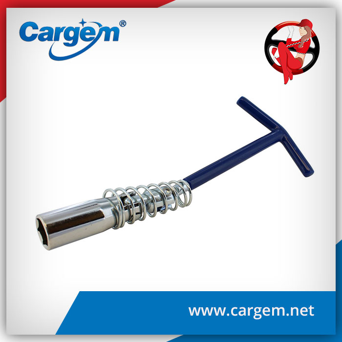 CARGEM Multifunction T handle Spark Plug Wrench