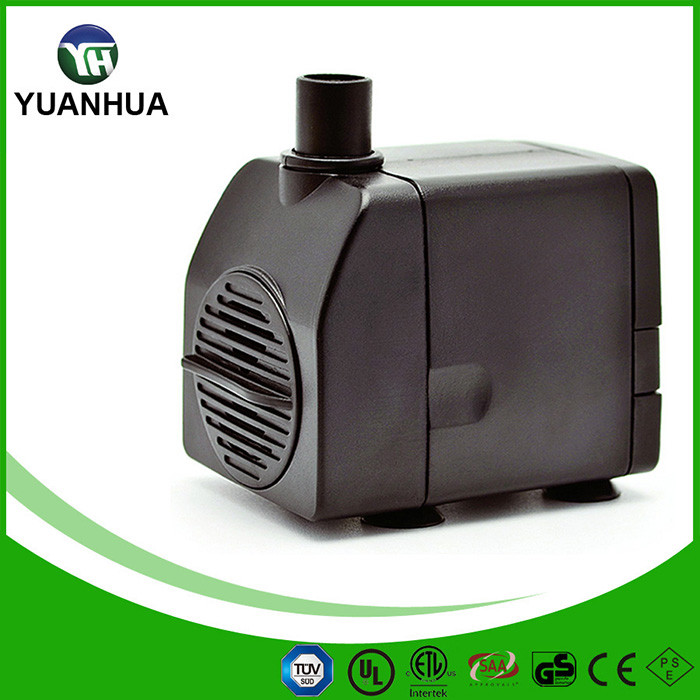 Waterproof Submerged Circulating Fountain Water Pumps