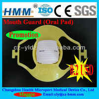 Mouth Guard (Oral Pad) of Disposable Bite Blocks