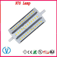 China fabricante ac85-265v <span class=keywords><strong>118mm</strong></span> <span class=keywords><strong>led</strong></span> <span class=keywords><strong>r7s</strong></span> 20 w