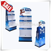 New design pos pallet display unit wholesale carpet display stand