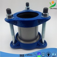 ZFJ pipe making machine connection clamp/4 inch pipe fittings/stainless steel material plumbing g.i. pipe fittings