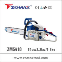 Hot sale ZM5410 54cc muffler for chainsaw