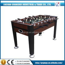 High quality 54inch PVC table soccer game , foosball soccer table