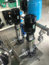 vertical multistage centrifugal pump water supply