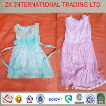 used clothes hongkong fashion summer wholesale used baby clothes