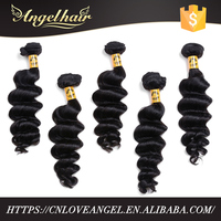 Wholesale unprocessed 8a cheap brazilian loose wave human hair 20 inch human hair wigs