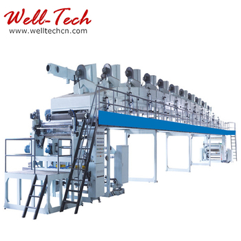 Thermal Paper Release Layer Coating Machine