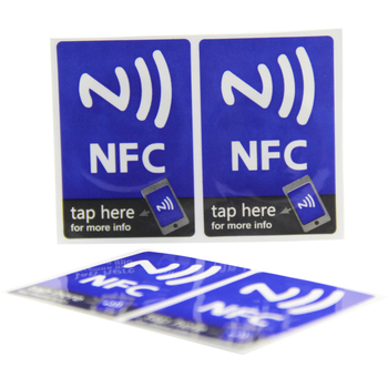 China manufacturer 13.56mhz nfc tag rfid sticker with NTAG213 chip