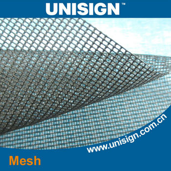 pvc dipped color coated mesh fabric for construction fence