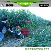 Small Corn Harvester Machine mini corn combine harvester with China manufacturer