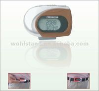 Multi-functioned Pedometer