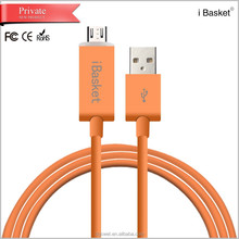 Power micro usb cable dimension 3.0mm