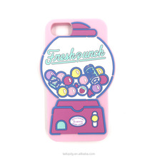 China manufacture custom fine quality phone case silicone
