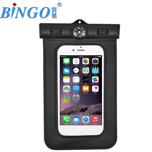 OEM manufacturer waterproof cellphone pouch