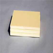 High density 15mm 4*8 pvc fascia sheet, pvc celuka board for kitchen