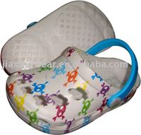 EVA baby clogs with Slip-resistant Available in Various Colors and Natural Rubber Material baby shoes in stock