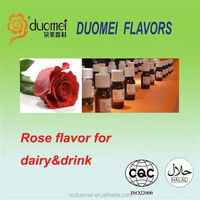 PG based food grade flavor rose flavor concentrate liquid flavor for drink