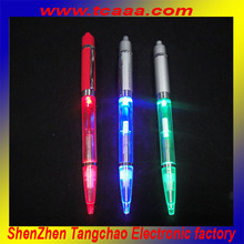 led flashing parker corporate gifts pen