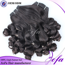 Top Quality Human Hair Extension Remy Hair Virgin Raw Cambodian Curl Weave fumi Human Hair