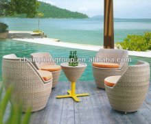 The great designs of modern capsule outdoor furniture