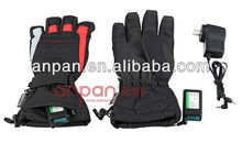 Battery heating gloves, heated motorcycle gloves