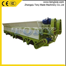 Design hot selling hydraulic mobile log wood debarker