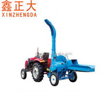 Cattle grass feed chaff cutter / silage chopping machine
