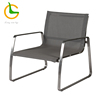 Waterproof outdoor swimming pool mesh lounge chair