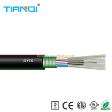 China Factory GYTA/GYTS/GYTA53/GYXTW/ADSS/OPGW/GYTC8S Fiber Optic Cable Meter Price 24 Cores Fiber Optic Cable Meter Price
