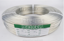 AWM Thin electrical wire teflon coated copper wire UL1333 awg 10