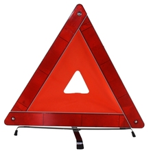 cheapest warning triangle