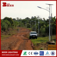 Best Sell Product solar power outdoor lighting 60W led solar street light with battery