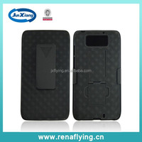 High quality pc combo holster case for Motorola XT1080 factory direct sales