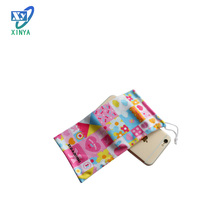 Custom design waterproof bag for cell microfiber phone pouch