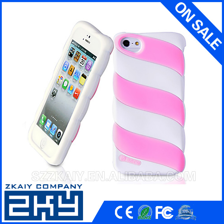 Cell phone cases New Product For Iphone 5s Silicone Case cover