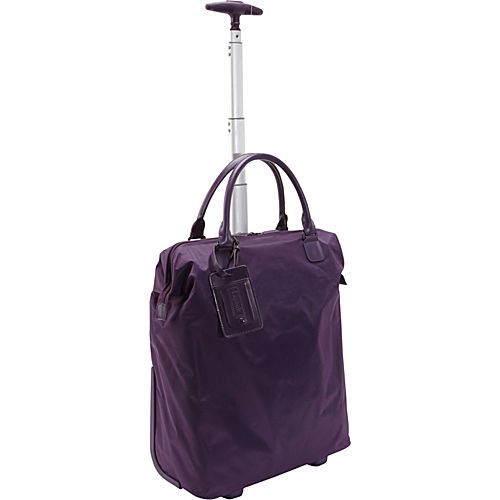 Vibrant Fashion Durable and Water Resistant Nylon Material Travel Roller Bag