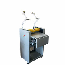 paper oil heating machine laminating good quality