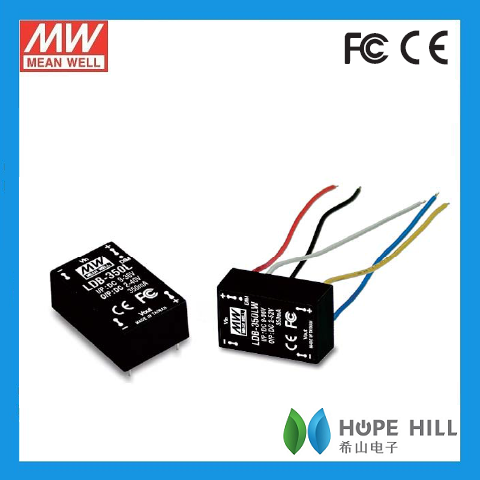 Original MEAN WELL DC-DC Constant Current Buck-Boost LED driver LDB-300L