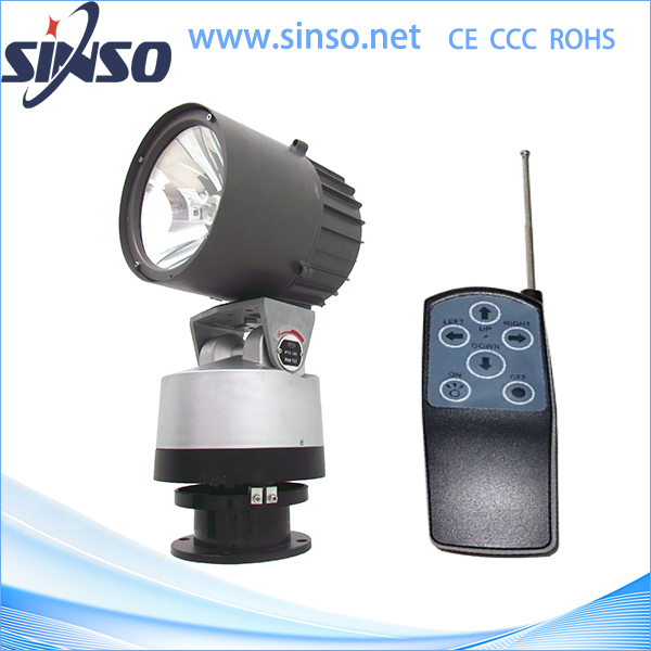 new product HID waterproof garden lighting with remote control