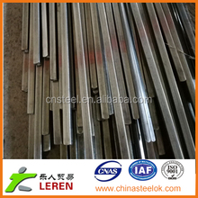 S45C C45 SAE1045 Grade Steel Flat Bar Cold Drawing