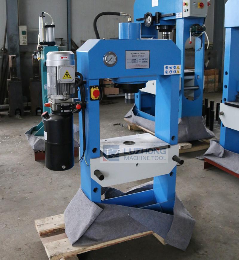 mini hydraulic press machine