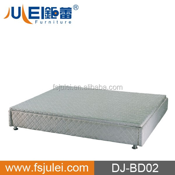 simple design fabric bed case lift up storage bed JL-BD02