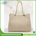 vegan handbag Alibaba China Top Quality Cheap Linen tote bag custom made in china