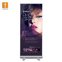 wholesale advertising pull up banner stands roll up smooth vinyl retractable banner stand high resolution pull up banners print