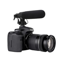 V-mic D2 Camera Shotgun DV Stereo Microphone for Canon EOS Rebel T5i T4i T3i T2i 700D 600D 550D 70D 60D 6D 5D Mark...