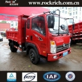 Hot sale cheap price sand 4x2 tipper truck