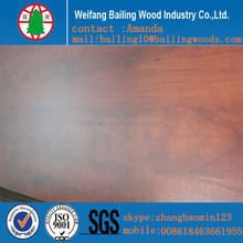 8 ~ 25mm barato particle board