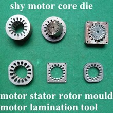generator reduction motor core stator winding